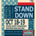 Stand Down 2019